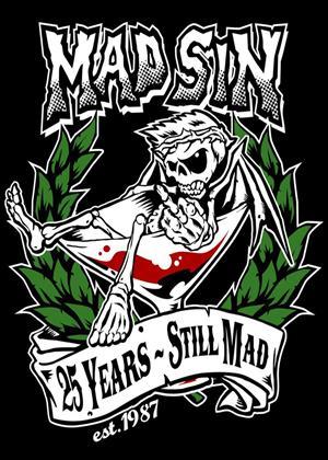 Rent Mad Sin: 25 Years Still Mad Online DVD Rental