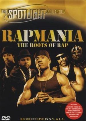 Rap Mania: The Roots of Rap Online DVD Rental