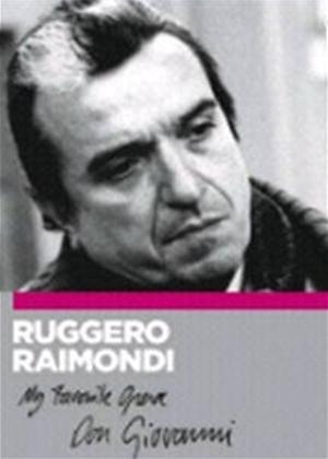 Rent Ruggero Raimondi: My Favourite Opera: Don Giovanni Online DVD Rental