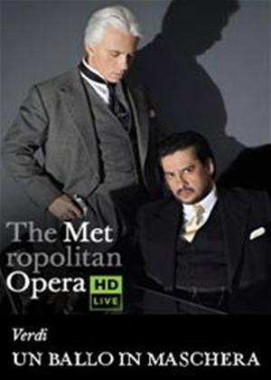 Un Ballo in Maschera: Metropolitan Opera (Luisi) Online DVD Rental