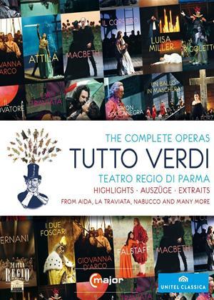 Rent Verdi: Tutto Verdi: Highlights Online DVD Rental