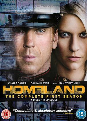 Rent Homeland: Series 1 Online DVD Rental