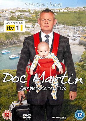 Doc Martin: Series 5 Online DVD Rental