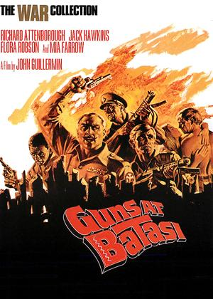 Guns at Batasi Online DVD Rental