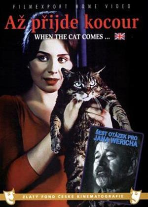 When the Cat Comes Online DVD Rental