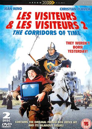 Rent Les Visiteurs 2: The Corridors of Time (aka Les Visiteurs 2: Les couloirs du temps) Online DVD Rental