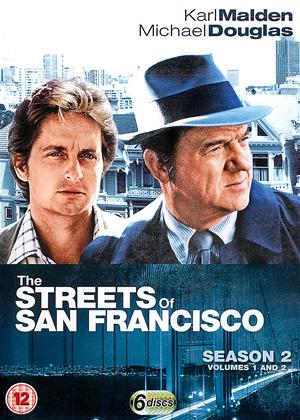 Rent The Streets of San Francisco: Series 2 Online DVD Rental