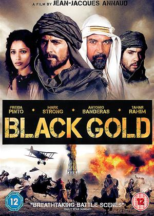 Black Gold Online DVD Rental