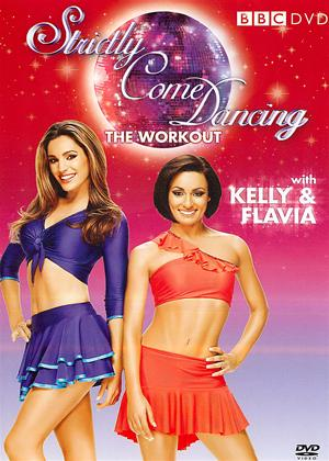 Rent Strictly Come Dancing: The Workout with Kelly and Flavia Online DVD Rental