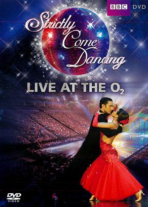 Strictly Come Dancing Live at the O2 2009 Online DVD Rental