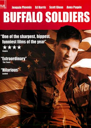 Buffalo Soldiers Online DVD Rental