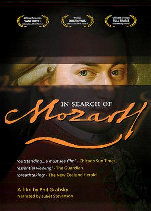 Rent In Search of Mozart Online DVD Rental