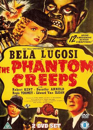 The Phantom Creeps Online DVD Rental