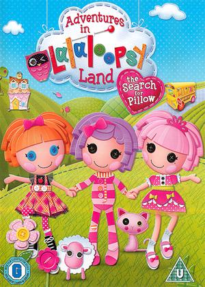 Rent Adventures in Lalaloopsy Land: The Search for Pillow Online DVD Rental