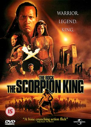 The Scorpion King Online DVD Rental