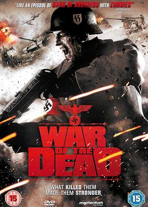 Rent War of the Dead (aka War of the Dead - Stone's War) Online DVD Rental