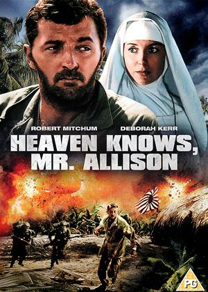 Rent Heaven Knows, Mr. Allison Online DVD Rental