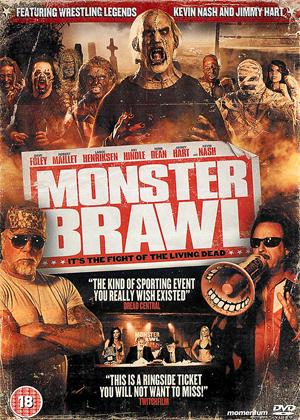 Monster Brawl Online DVD Rental