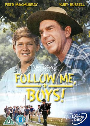 Follow Me, Boys! Online DVD Rental