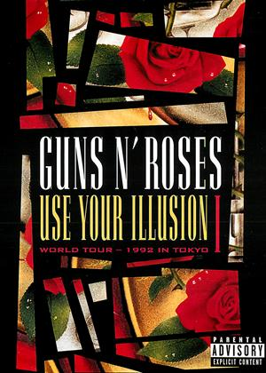 Guns N' Roses: Use Your Illusion: World Tour in Tokyo Online DVD Rental