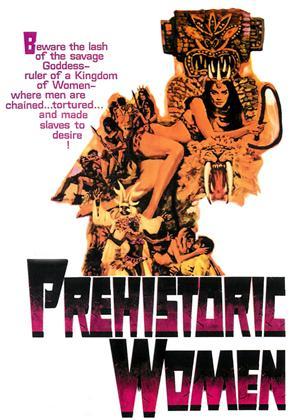 Prehistoric Women Online DVD Rental