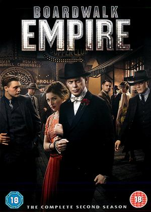 Boardwalk Empire: Series 2 Online DVD Rental