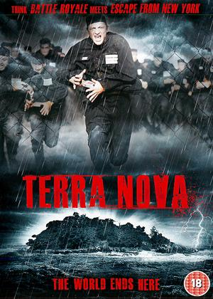 Terra Nova Online DVD Rental