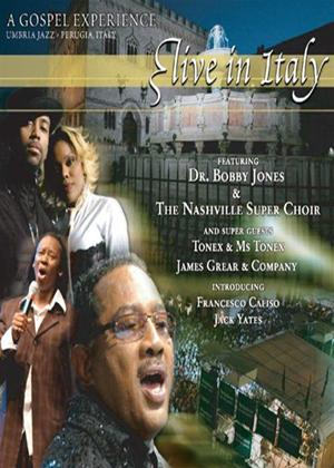 Rent A Gospel Experience: Live in Italy Online DVD Rental