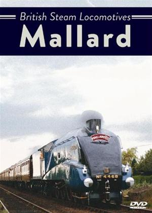 British Steam Locomotives: Mallard Online DVD Rental