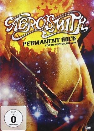 Aerosmith: Permanent Rock: Live in Houston, USA, 1988 Online DVD Rental
