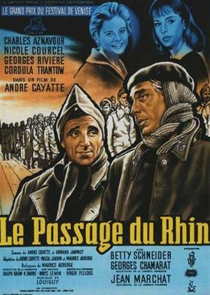 Rent The Crossing of the Rhine (aka Le Passage Du Rhin) Online DVD Rental