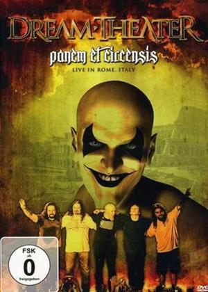 Rent Dream Theater: Panem Et Circensis Online DVD Rental