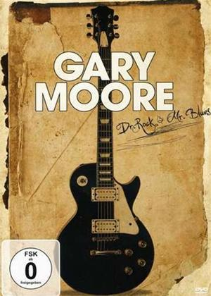 Rent Gary Moore: Doctor Rock and Mr Blues Online DVD Rental