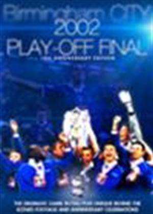 Rent Birmingham City FC: 2002 Division 1 Play-off Final Online DVD Rental