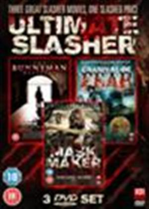 Ultimate Slasher Movie Collection Online DVD Rental