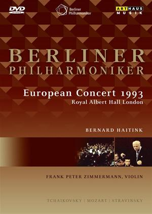 Rent Berliner Philharmoniker: European Concert 1993 Online DVD Rental