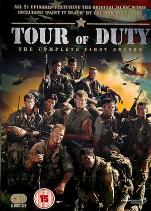 Tour of Duty: Series 1 Online DVD Rental