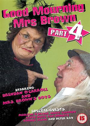 Rent Mrs Brown's Boys: Part 4 Online DVD Rental
