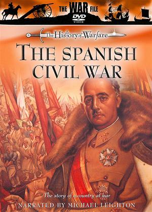Rent The History of Warfare: The Spanish Civil War Online DVD Rental