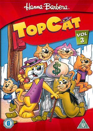 Rent Top Cat: Vol.3 Online DVD Rental