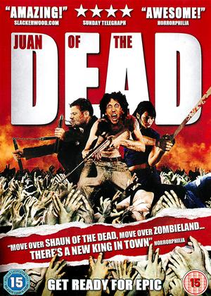 Rent Juan of the Dead (aka Juan de los Muertos) Online DVD Rental