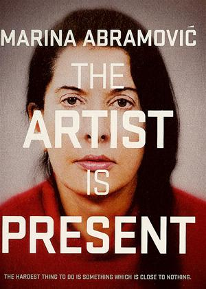 Marina Abramovic: The Artist Is Present Online DVD Rental