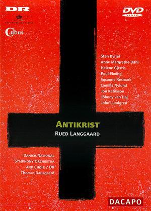 Rent Antikrist: Rued Langgaard Online DVD Rental