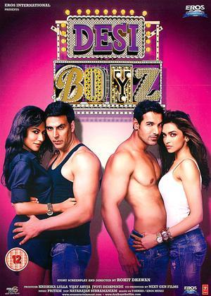 Desi Boyz Online DVD Rental