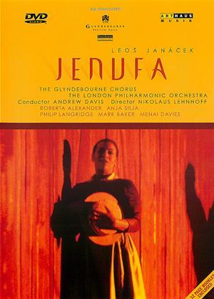 Jenufa Online DVD Rental