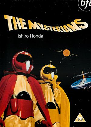 Rent The Mysterians (aka Chikyû Bôeigun) Online DVD Rental