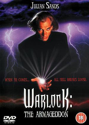Warlock: The Armageddon Online DVD Rental
