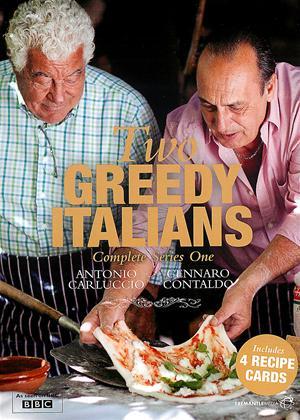 Rent Two Greedy Italians: Series 1 Online DVD Rental