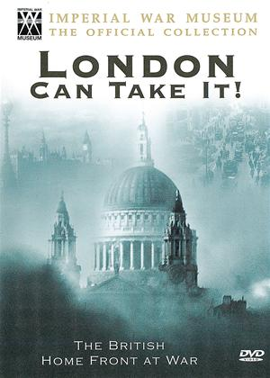 The British Home Front at War: London Can Take It! Online DVD Rental