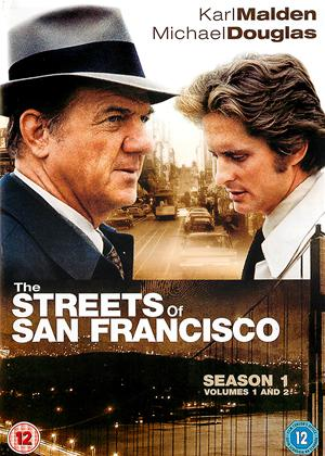 Rent The Streets of San Francisco: Series 1 Online DVD Rental